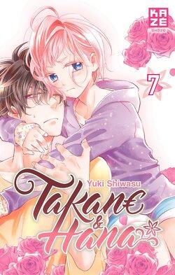 Couverture de Takane & Hana, Tome 7