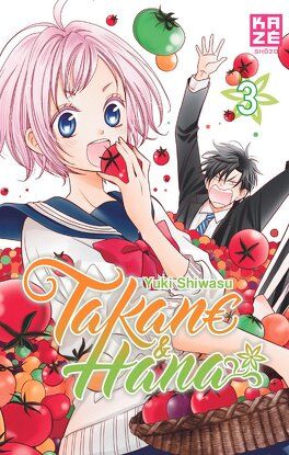 Couverture du livre : Takane & Hana, Tome 3