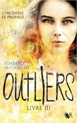 Couverture du livre : The Outliers, Tome 3 : The Collide