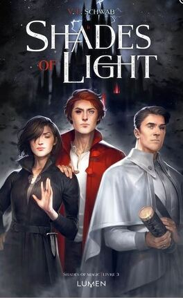 Couverture du livre : A Darker Shade of Magic, tome 3 : A Conjuring of Light