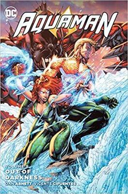 Couverture du livre : Aquaman (Volume 8): Out of Darkness