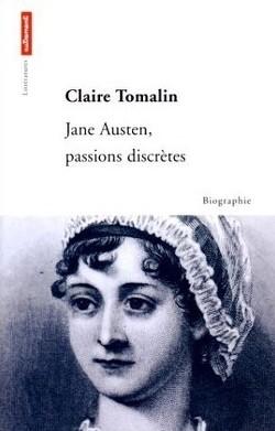 Couverture de Jane Austen, Passions Discrètes