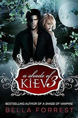 Couverture du livre : A Shade of Kiev T3
