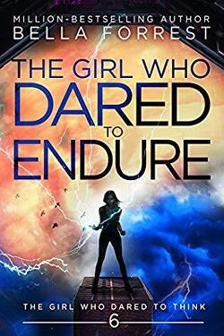Couverture de The Girl Who Dared to Think T6, The Girl Who Dared to Endure