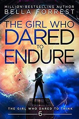 Couverture du livre : The Girl Who Dared to Think T6, The Girl Who Dared to Endure