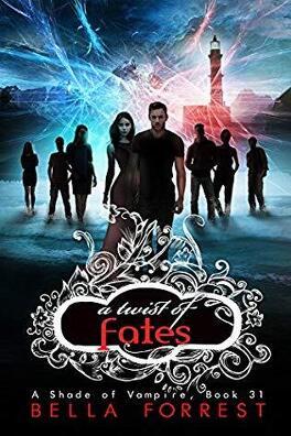 Couverture du livre : Une nuance de vampire, tome 31 : A Twist of Fates