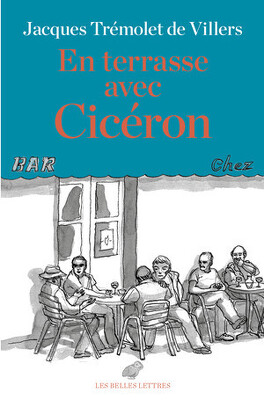 Couverture du livre : En terrasse avec Cicéron