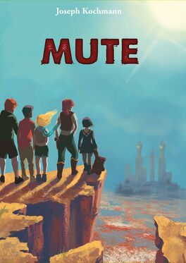 Couverture du livre : Mute