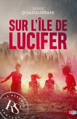 Couverture du livre : Sur l'île de Lucifer