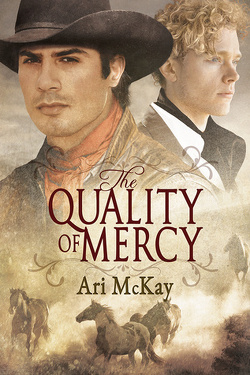 Couverture de Bent Oak, Tome 2 : The Quality of Mercy
