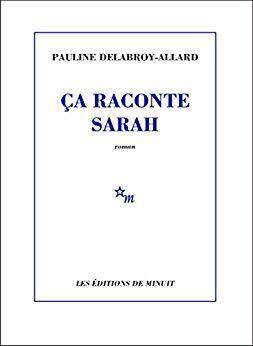 Couverture du livre : Ça raconte Sarah