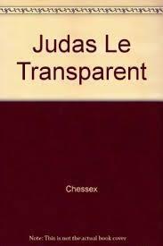 Couverture du livre : Judas le transparent