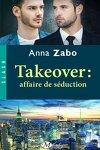 couverture Takeover, Tome 2 : Affaire de séduction