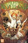 couverture The Promised Neverland, Tome 2 : Sous contrôle