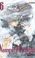 Vampire Knight - Édition double, Tome 6