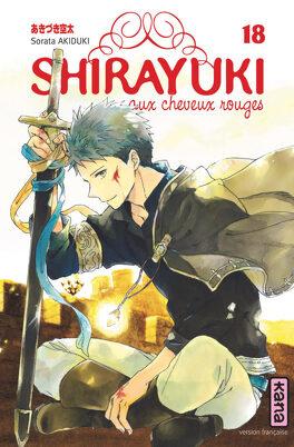 Couverture du livre : Shirayuki aux cheveux rouges, Tome 18