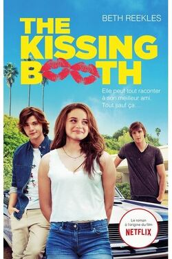 Couverture de The Kissing Booth, Tome 1