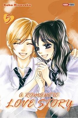 Couverture du livre : A romantic love story, tome 5