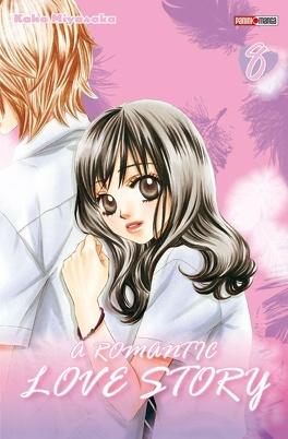 Couverture du livre : A romantic love story, tome 8