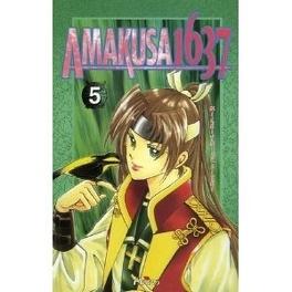 Couverture du livre : Amakusa 1637, Tome 5