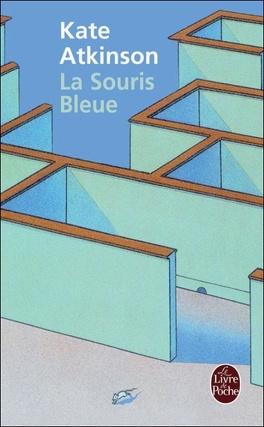 Couverture du livre : La Souris bleue