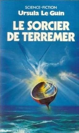 Couverture du livre : Le Cycle de Terremer, Tome 1 : Le Sorcier de Terremer