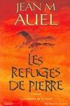couverture Les Enfants de la Terre, Tome 5 : Les Refuges de pierre
