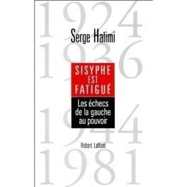 Couverture du livre : Sisyphe est fatigué