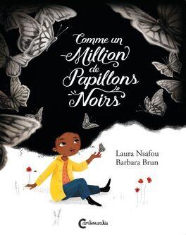 Couverture du livre : Comme un million de papillons noirs