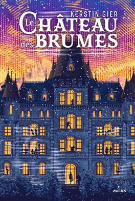 Couverture du livre : Le Château des brumes