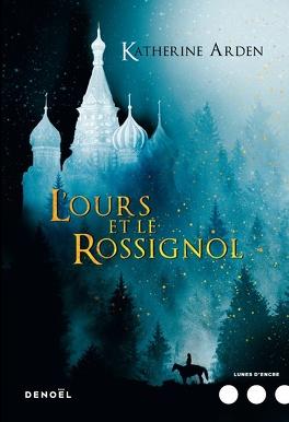Couverture du livre : L'Ours et le Rossignol