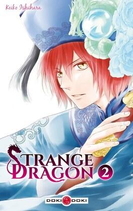 Couverture du livre : Strange Dragon, tome 2