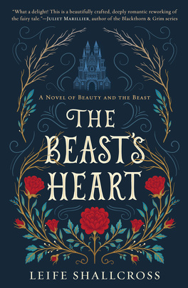 Couverture du livre : The Beast's Heart: Beauty and the Beast reimagined from the Beast's point of view