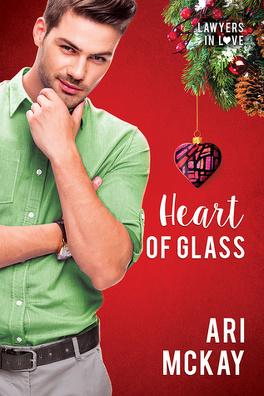 Couverture du livre : Avocats amoureux, Tome 3 : Heart of Glass