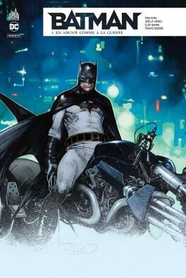 Couverture du livre : Batman Rebirth, Tome 5