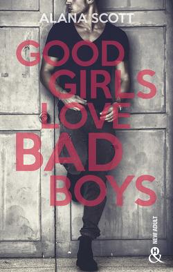 Couverture de Good girls love bad boys