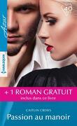Passion au manoir + 1 roman gratuit