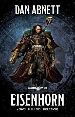 Couverture du livre : Eisenhorn (l'intégrale)