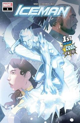 Couverture du livre : Iceman (2018) #1