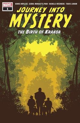 Couverture du livre : Journey Into Mystery: The Birth of Krakoa #1