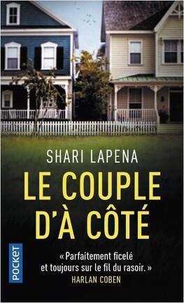 Couverture du livre : Le Couple d'à côté