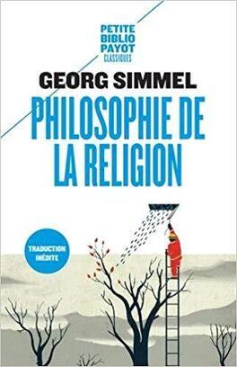 Couverture du livre : Philosophie de la religion