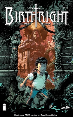Couverture de Birthright, Tome 1 : Le Retour