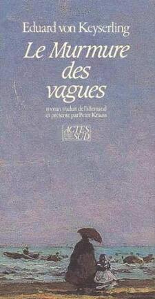 Couverture du livre : Le murmure des vagues