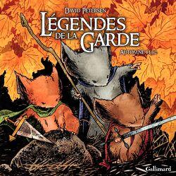 Couverture de Légendes de la Garde : automne 1152