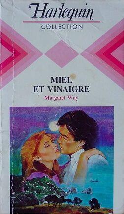 Couverture du livre : Miel et vinaigre
