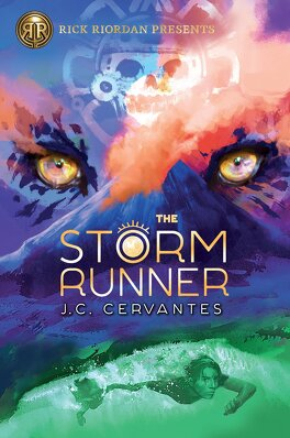 Couverture du livre : The Storm Runner