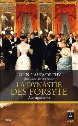 Aux aguets - Livre de John Galsworthy