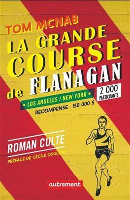 Couverture du livre : La grande course de Flanagan