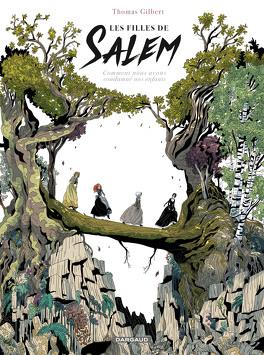 Couverture du livre : Les Filles de Salem